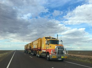Driving Truck Job