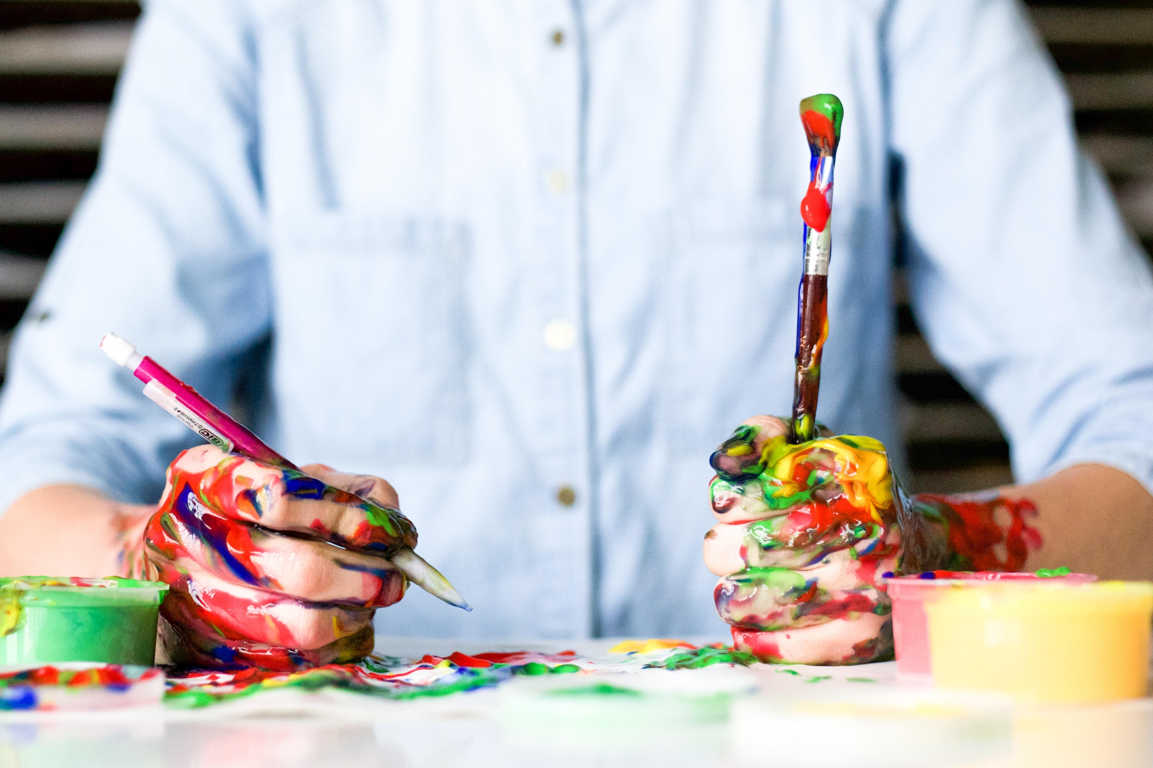 Be A Freelance Artist